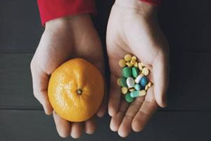 Remédios e alimentos