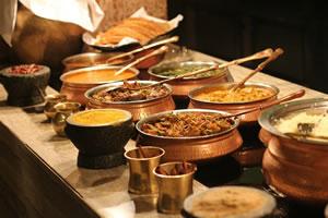 Restaurante em hotéis
