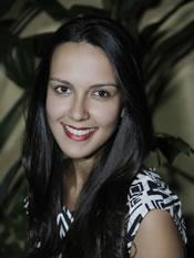 Nutricionista Mariana de Moura e Dias