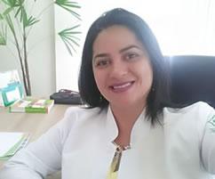Nutricionista Shyrley Abreu