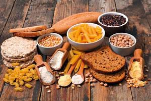Alimentação e o glúten