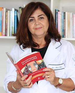 Nutricionista Márcia dos Santos Moraes