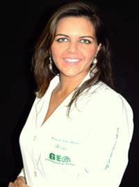Psicóloga Amanda dos Santos Moraes