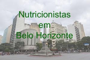 Nutricionistas em Belo Horizonte