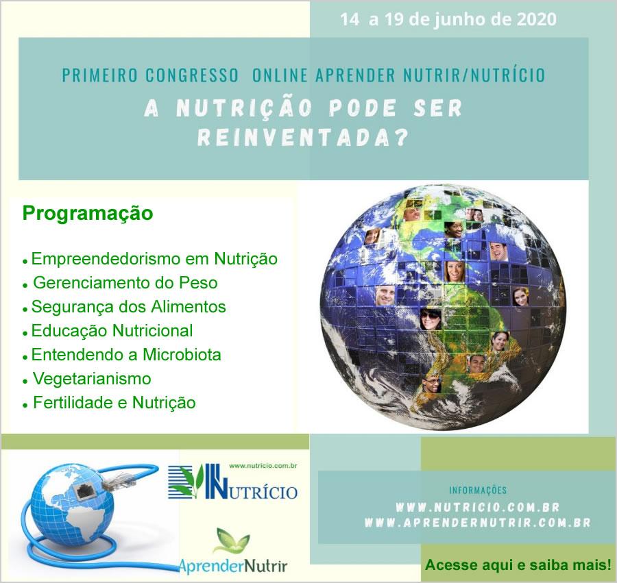 Congresso Onlçine de Nutrição