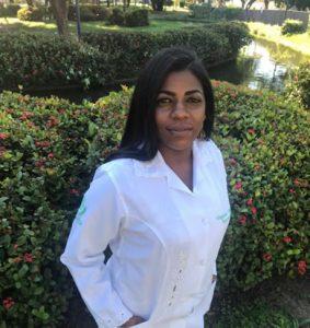 Nutricionista Virgínia Chagas Rufino